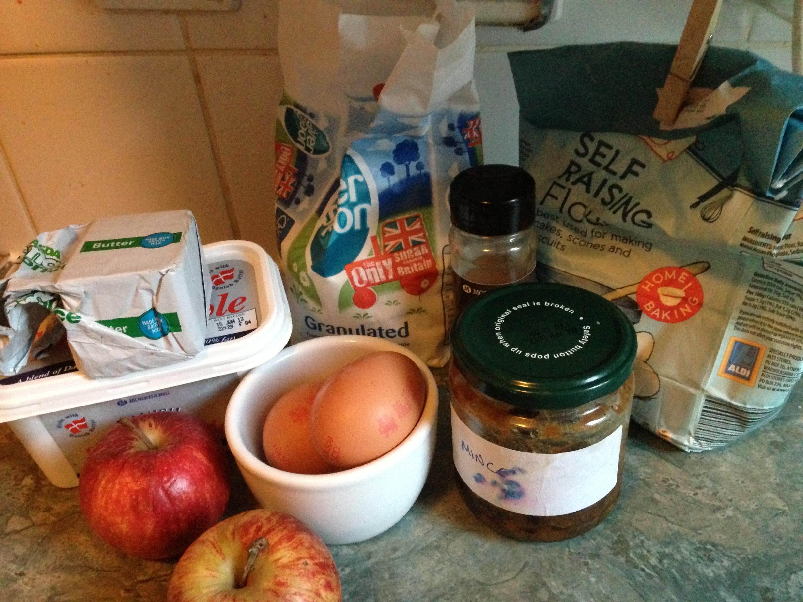 Jar Mincemeat Cake Recipe: Chilli, Sage And Lemon