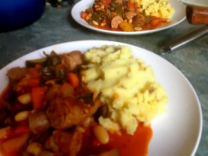 sausage casserole 2