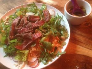 asian beef salad 2