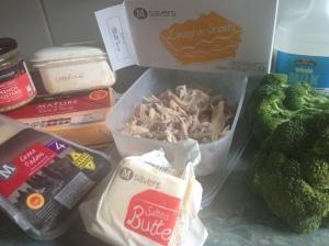 chicken lasagne ingredients
